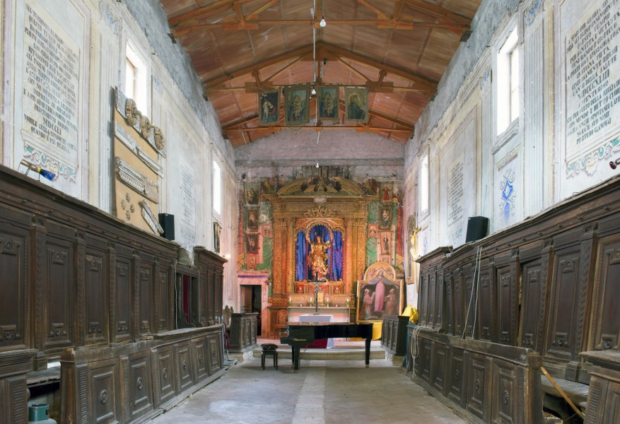 Church of San Lorenzo in Norcia
