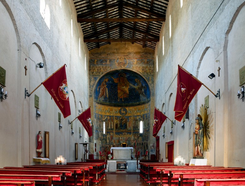 Church of San Silvestro (Tivoli)