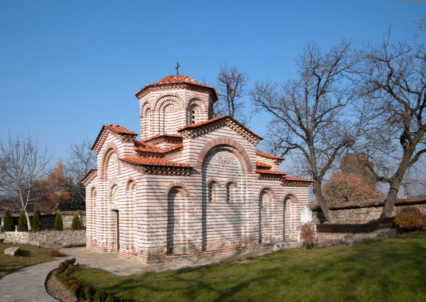 Church of St George - Kyustendil