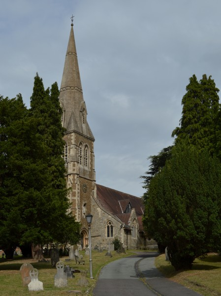 Church of St Michael, Camberley