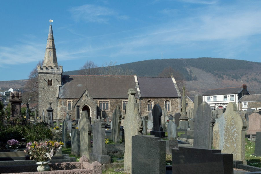 Church of St Michael, Cwmavon