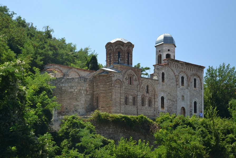 Church of the Holy Saviour, Prizren (by Pudelek)