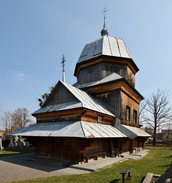 Church of the Nativity of the Theotokos, Zhovkva (01)