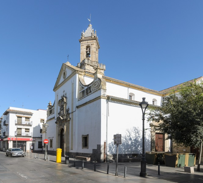 Church of the Saint Andrew in Cordoba (Spain) - 01