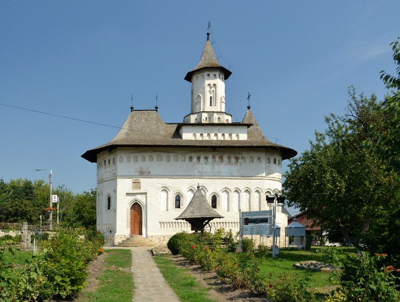 Coconilor church of John the Baptist in Suceava