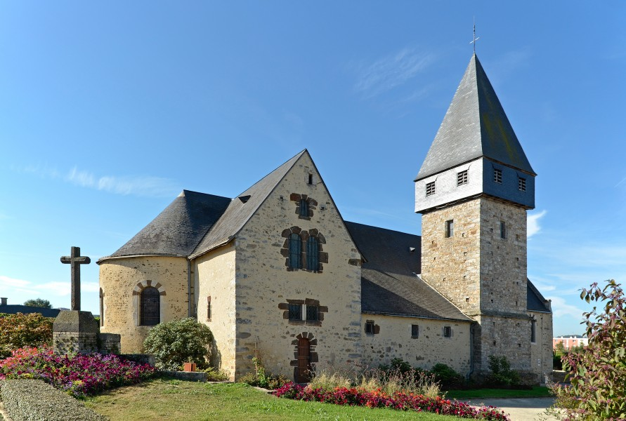 Coulaines - Eglise 01