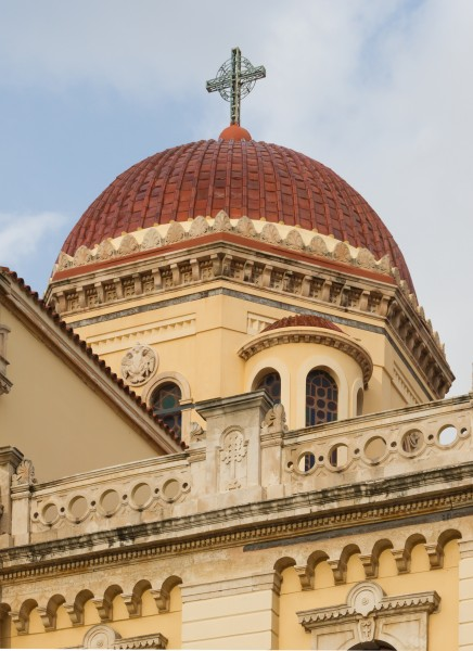 Dome cathedral Heraklion