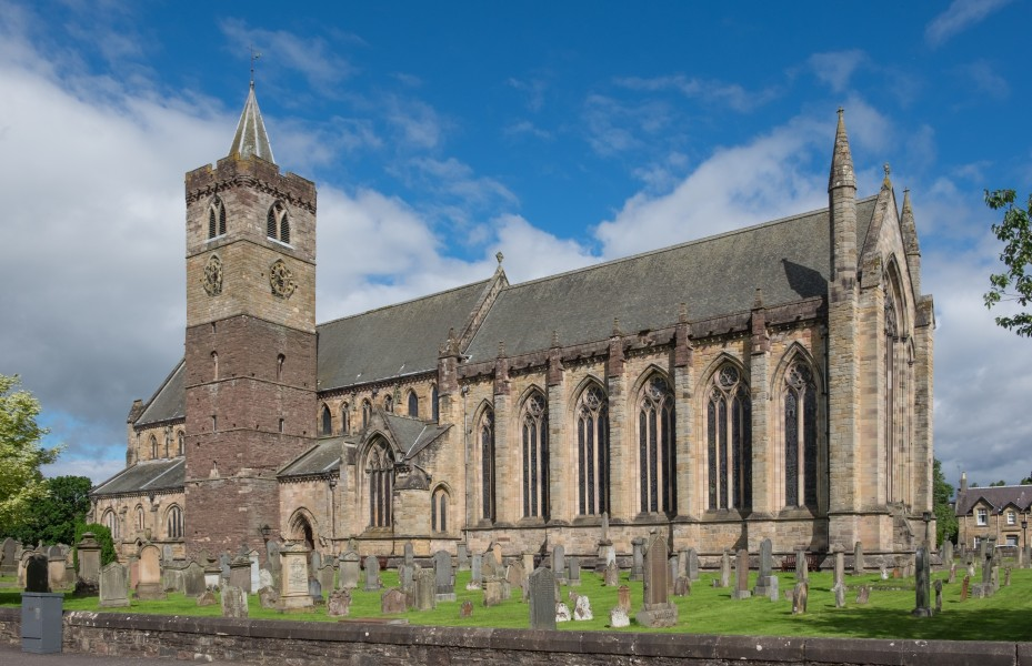 Dunblane Cathedral 2017