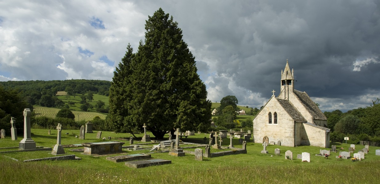 Harescombe Panorama Church