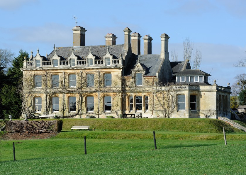 Hasfield Court Gloucestershire