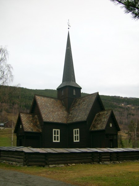 Heidal church, Sel, Norway