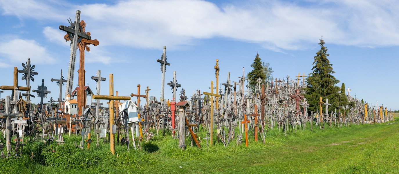 Hill of Crosses 3, Siauliai, Lithuania