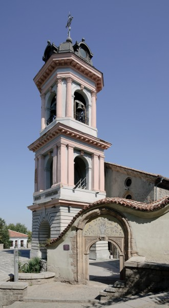 Holy Mother of God Church Tower - Plovdiv