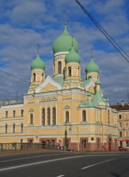 Isidor Church SPB