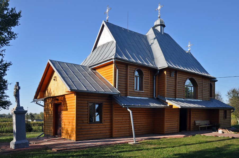 Ivanivtsi Wooden Church RB 46-215-0029