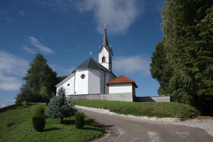 Job church, Sinja Gorica