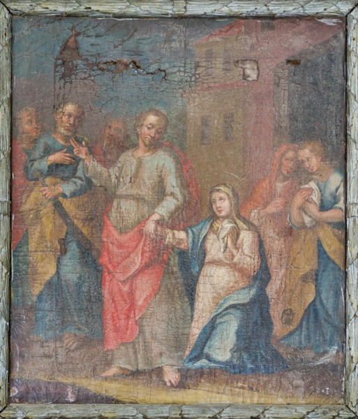 Kapelle (Weinried) Painting
