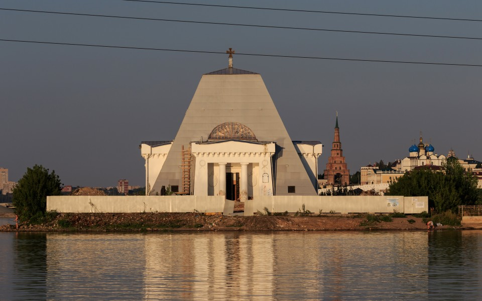 Kazan Church of Image of Edessa 08-2016