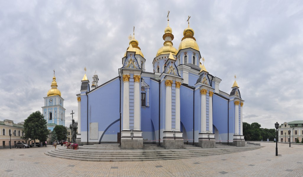 Kiev - St. Michael's Cathedral 14