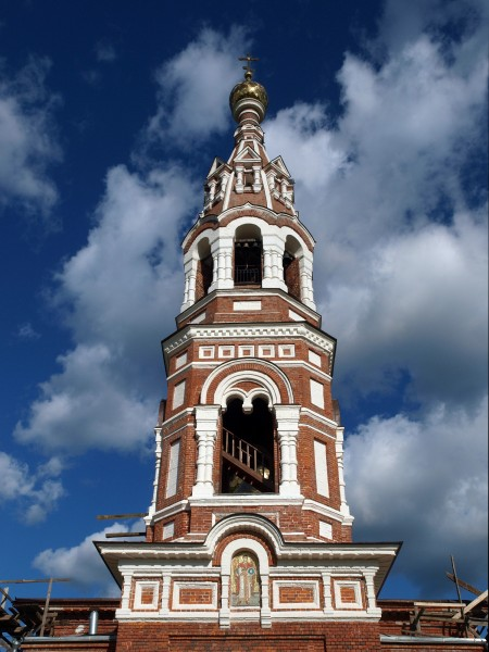 Krasnoe Archangel Michael belltower 10j