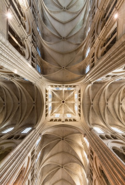 Laon Cathedral Vaults 01