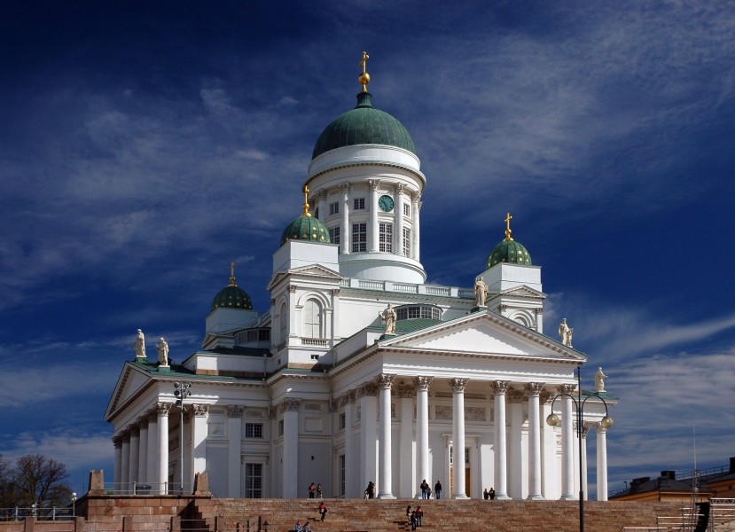 Lutheran Cathedral in Helsinki Ralf