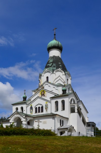 Medzilaborce - Orthodox Church 01