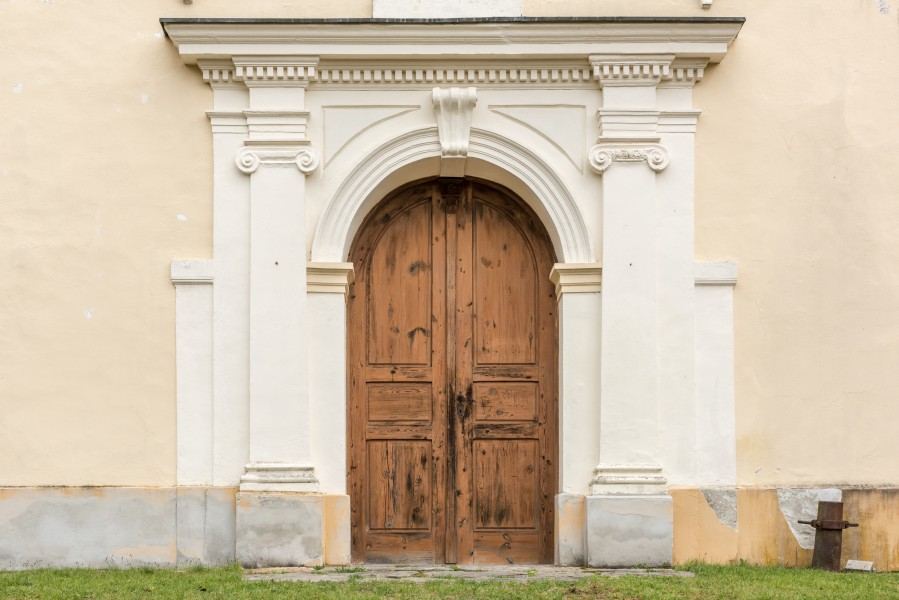 Moosburg Sankt Peter Kapelle Maria Hilf West-Portal 03052017 8106