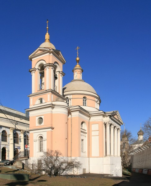 Moscow StBarbaraChurch