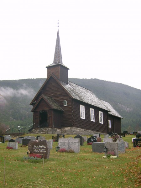 Nord-Sel church, Sel, Norway