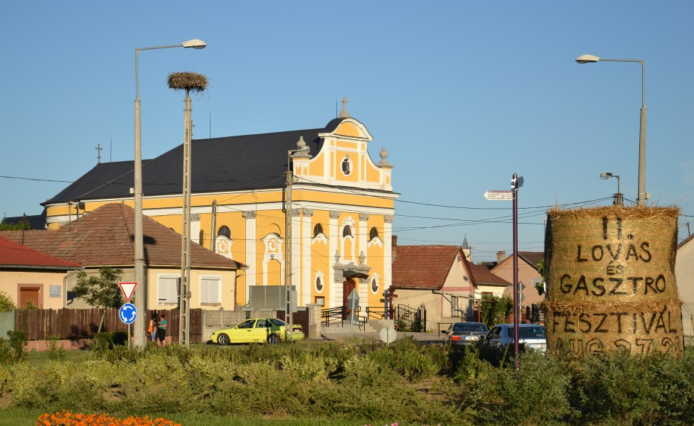 Nyírbátor - Greek Catholic Church