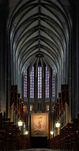 Orleans - Cathedral int 02