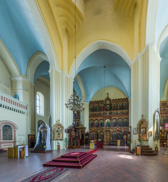 Orthodox Cathedral of the Dormition of the Theotokos 1, Vilnius, Lithuania - Diliff