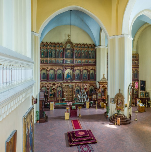 Orthodox Cathedral of the Dormition of the Theotokos 2, Vilnius, Lithuania - Diliff