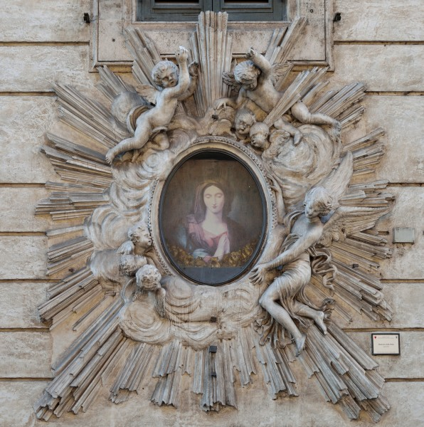 Our lady of mercy in via del plebiscito