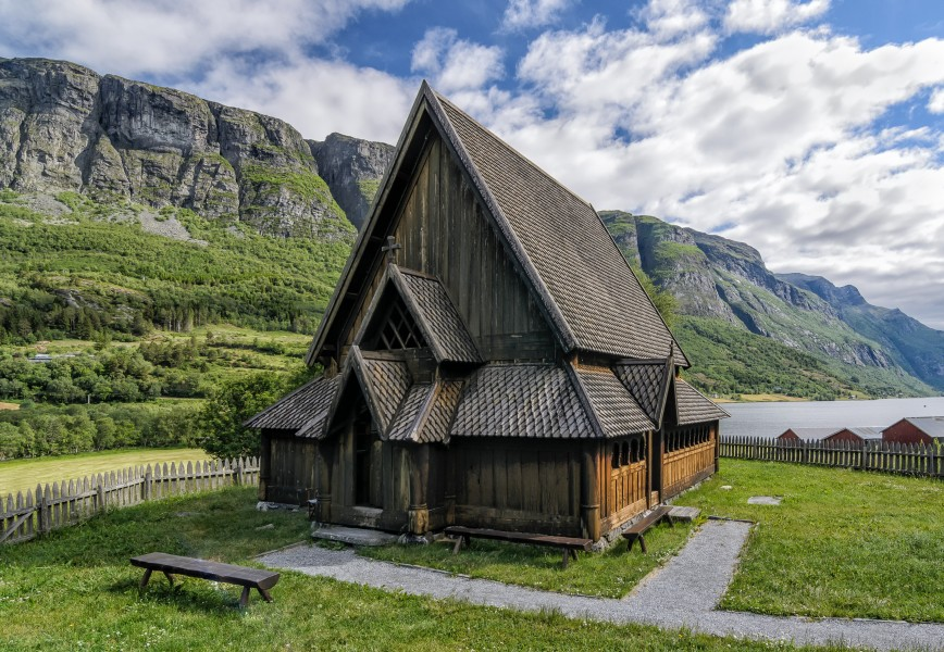 Oye stave church