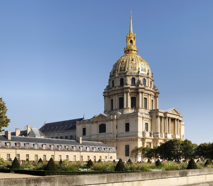 Paris - Invalidendom1