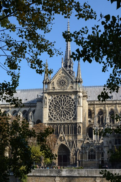 Paris Notre-Dame South Transept 02