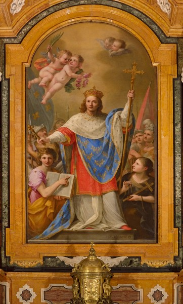Picture of St. Louis of the French