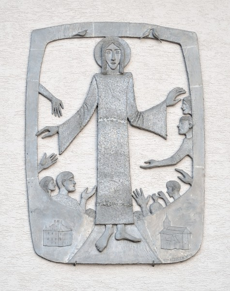 Relief of Jesus by C. Mazzucco, Lend