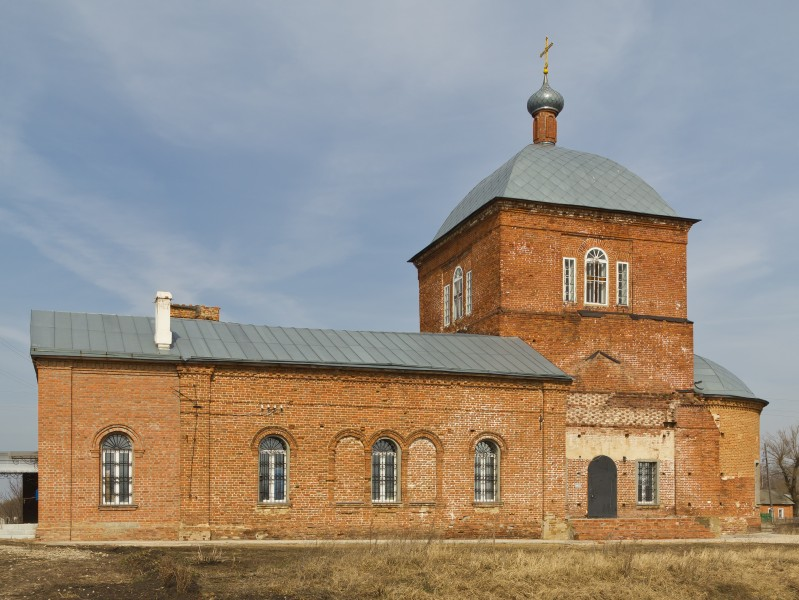 Ryazhsk (Ryazan Oblast) 03-2014 img7 - Christ Nativity Church
