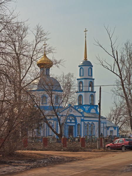 Ryazhsk (Ryazan Oblast) 03-2014 img8 - Assumption Church