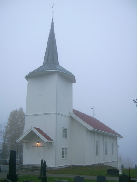 Sørum church, Gran, Norway