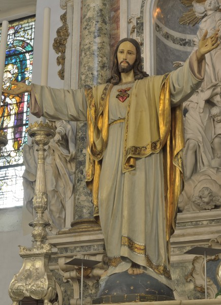 Sacred heart of Jesus in Arco