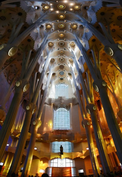 Sagrada Familia March 2015-6a