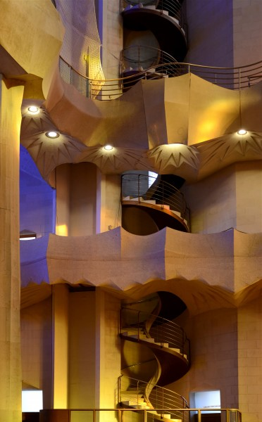 Sagrada Familia March 2015-9a