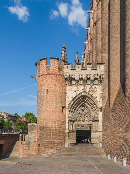 Saint Cecilia Cathedral of Albi 16