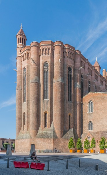 Saint Cecilia Cathedral of Albi 24