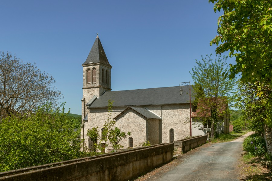 Saint George Church of Meyraguet