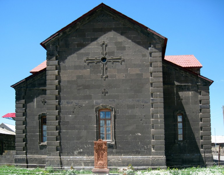 Saint Gregory the Illuminator church in Arevik